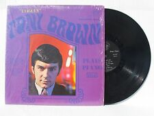 """TARZAN"" TONY BROWN PLAYS PIANO Gospel Vinyl LP Elvis Presley NM"