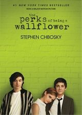 The Perks of Being a Wallflower by Stephen Chbosky (Paperback) (BRAND NEW)