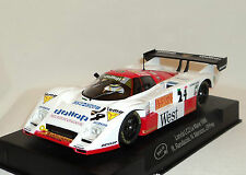 SLOT IT SICA21A LANCIA LC2 #24 1988 LEMANS EVO 6 CHASSIS  NEW 1/32 SLOT CAR