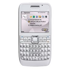 Nokia E63 Unlocked QWERTY Keypad Mobile Phone-White