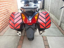 REFLECTIVE SAFETY CHEVRONS KIT TO FIT HONDA PAN EUROPEAN ST1300 STICKERS