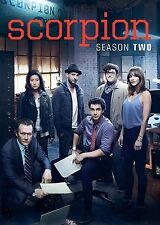 Scorpion . The Complete Season 2 . Staffel . 6 DVD . NEU . OVP