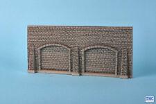 GM32 Gaugemaster OO Scale Foam Walling Grey STe Wall & Arches