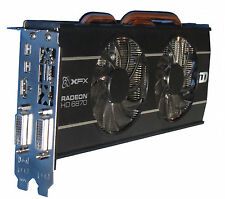 Scheda VIDEO XFX hd6870 Radeon GeForce 1gb per PC/Mac Pro 3.1/5.1 #100