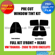 VW TOUAREG 2008-2010 (FACELIFT) FULL PRE CUT WINDOW TINT KIT