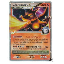 CHARIZARD G LV.X 143/147 LVX Ultra Rare Star Holo Foil Pokemon Card