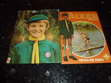 The SIXER ANNUAL 1975 - For all Club Scouts