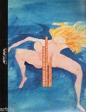Catalogue de vente aux enchères -Dessins d'écrivains Artcurial 2012