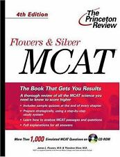 Flowers & Silver MCAT, 4th Edition (Princeton Review Series)