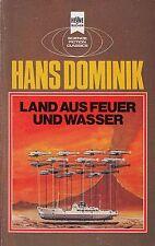 *- LAND aus FEUER und WASSER - hans DOMINIK  tb  (1984)