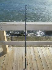 Okiaya Rods -New 80lb Solid Saltwater Roller Fishing Rod