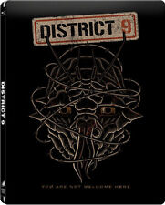 DISTRICT 9 - Limited Edition Blu-Ray Steelbook -
