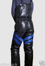 Glanznylon Skihose EX  schwarz, dunkelblau, rot XS-4XL