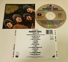 Rubber Soul by The Beatles (CD, May-1987, Capitol)