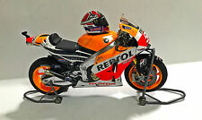 1:12 Tamiya Full Detail Honda RC213V Mar Marquez 2014 Bike + Helmet + Stand NEW