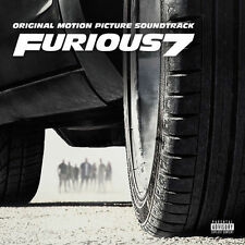 FURIOUS 7 ORIGINAL SOUNDTRACK BRAND NEW SEALED CD 2015 WIZ KHALIFA IGGY AZALEA