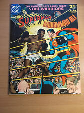 DC: ALL-NEW COLLECTORS' ED. #C-56 SUPERMAN VS MUHAMMAD ALI, RARE, 1978, VF (8.0)