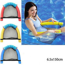 Seat  Creative  Water Floating Pool Recreation  Noodle  Swimming  Chair