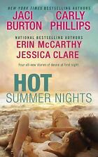 Hot Summer Nights, Phillips, Carly, McCarthy, Erin, Clare, Jessica, Burton, Jaci