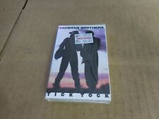 THE VAUGHAN BROTHERS TICK TOCK FACTORY SEALED CASSETTE SINGLE