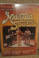 Burt Sugarman THE MIDNIGHT SPECIAL 1975 Rod Stewart Bee Gees Kiss Brand NEW DVD