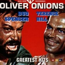 Oliver ONIONS-Bud Spencer/Terence Hill-GREATEST HITS CD COLONNA SONORA NUOVO