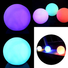 Colorful Ball LED Night Light Glowing Mood Lamp for Home Party Wedding