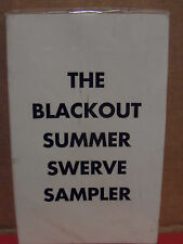 The Blackout Summer Swerve PROMO Sampler BRAND NEW Rap NAS Whodini CYPRESS HILL