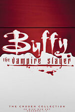 Buffy the Vampire Slayer Chosen Collection DVD 40-Disc Set! Season 1/2/3/4/5/6/7