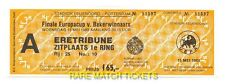 reproduction 1985 EVERTON RAPID VIENNA cup winners cup final ticket [RMT]