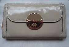 Mimco pancake Turnlock Travel Large wallet