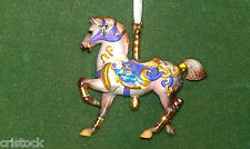 BREYER 2011 CHRISTMAS CAROUSEL ORNAMENT ----  NIB