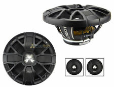 """2 Orion Audio 2000 Watt 8"""" HCCA Mid Range Bass Loud Speakers Pair HCCA84N"""