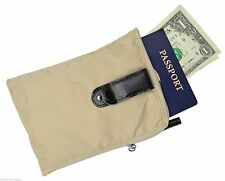 Hang on Clip Belt Travel Safe Money Holder Credit Card ID Wallet Hidden Conceal
