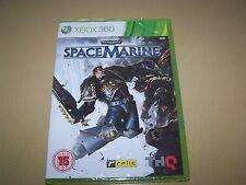 Warhammer 40,000: space marine (Microsoft Xbox 360, 2011) ** nouveau et scellé **