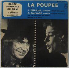 La poupée 45 tours Sauvage Dufilho 1962