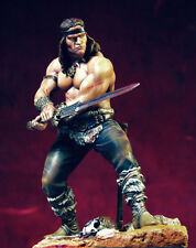 Pegaso Models Cymmerian Warrior Barbarian 75mm Model Unpainted Kit