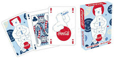 Coca-Cola Bears Playing Cards Deck New