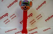 PEZ exclusive to Chuck E Cheese.   chuck E cheese. PEZ dispenser