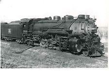 DD214 RP 1952/1970s? CRI&P ROCK ISLAND RAILROAD TRAIN ENGINE 2699 SPARLAND IL
