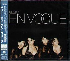 En Vogue - Best Of En Vogue - Japan CD+1BONUS - NEW - 15Tracks