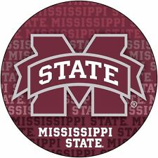 "MISSISSIPPI ST. 4"" REPEAT DESIGN MANGET-MISSISSIPPI ST. CAR MAGNET-NEW FOR 2016!"