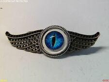 Steampunk pin badge brooch dragon's eye game of thrones Harry Potter #87