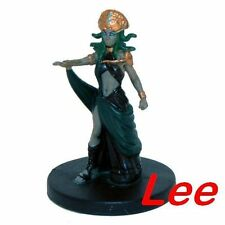 D&D Minis---Dungeons Dragons---Monster Menagerie #018 Medusa---Lee