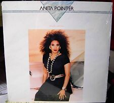 Anita Pointer Love For What It Is 9 track 1987 LP RECORD sealed! (not a cutout)