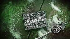 CARTE DA GIOCO ABSINTHE,poker size limited edition