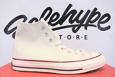 CONVERSE CHUCK TAYLOR ALL STAR 70 HI PARCHMENT FIRST STRING 1970 144755C SZ 9