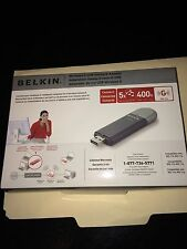 BELKIN Wireless G USB Network Adapter 802.11 G  F5D7050tt