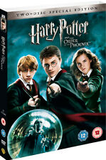 Harry Potter And The Order Of The Phoenix (DVD 2007, 2-Disc Special Edition)***