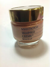 Max Factor Whipped Creme Cream Makeup SHIMMERING BRONZE New.